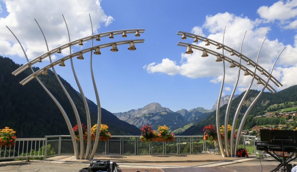 Ars Sonora - Réalisation de sculptures musicales avec des cloches PACCARD