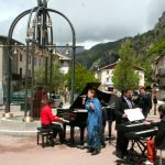 CONCERT ARSSONORA GUILLAUMES MERCANTOUR