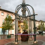 INAUGURATION FONTAINE MUSICALE GUILLAUMES ARS SONORA PACCARD